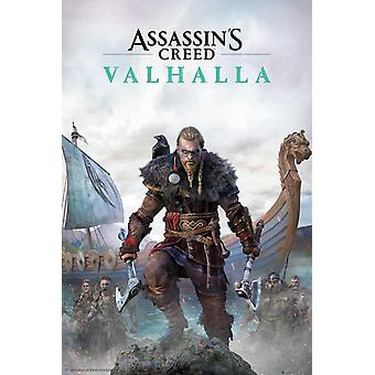 Assassins Creed Valhalla Poster