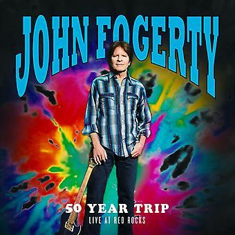 Fogerty,John - 50 Year Trip: Live At Red Rocks [Vinyl] USA import