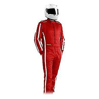 レーシングジャンプスーツ モプロレーサー レッド (サイズ 48)