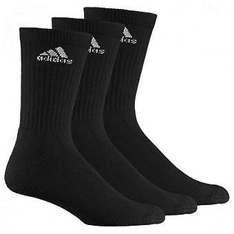 Adidas Sports 3 Çiftler AdiCrew HC Yarım Yastık Erkek Çorap Siyah Z25522 A183B