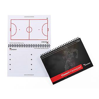 Precision Futsal Notepad (Pack of 6)