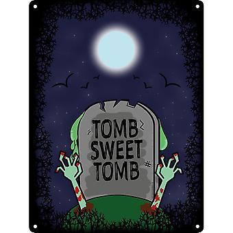 Grindstore Tomb Sweet Tomb Mini Placa