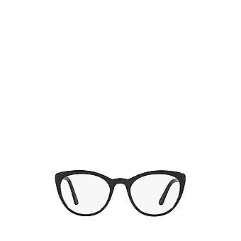 Prada PR 07VV black female eyeglasses