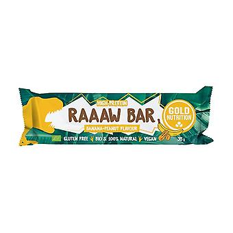 Peanut and Banana Protein Bar 35 g