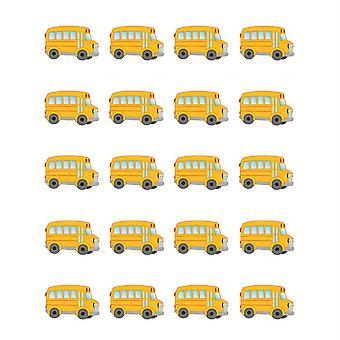 Pegatinas de autobús escolar