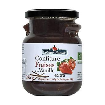 Strawberry jam with extra vanilla 325 g