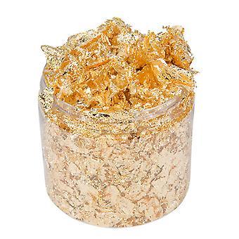 Cosmic Shimmer Gilding Flakes - Golden Jewels