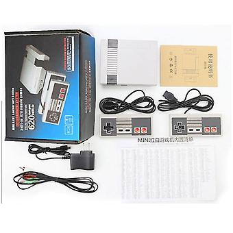 Retro Handheld 4 klucze wbudowany 620 Klasyczny kontroler gier