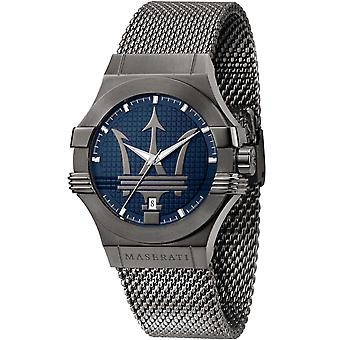 Mens Watch Maserati R8853108005, Kvarts, 42mm, 10ATM