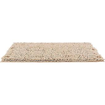 Trixie Alfombrilla Absorbe Suciedad, Impermeable Beige