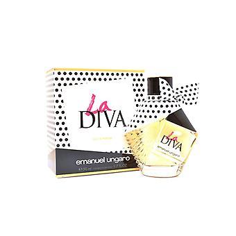 Emanuel Ungaro La Diva Eau de Parfum 50ml Spray Women's - NEW. For Her - EDP