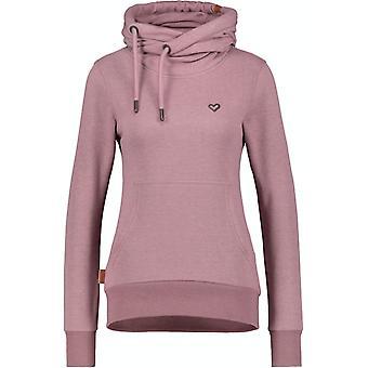 Alife & Kickin Women's Hooded Sweater Sarah A