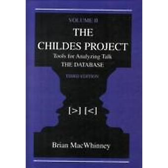 Childes Project V.12 Cd Rom door Brian MacWhinney & Macwhinney
