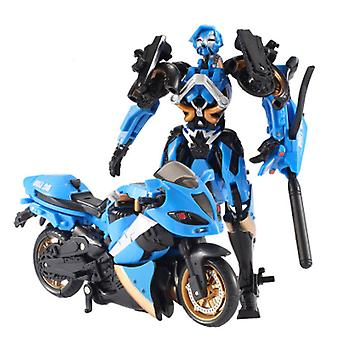 Transformers Toys Motorcycle Robot Model Toy Carole Model Alsace
