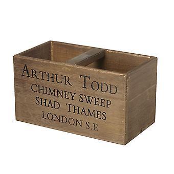 Arthur Todd sotare låda av himlen skickar