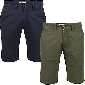 Duke D555 Mens Opala Big Tall King Size Stretch Casual Summer Chino Shorts