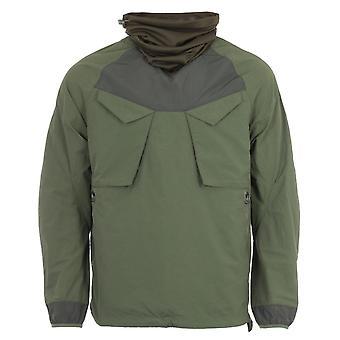 Maharishi Riverine Tech Recycled Nylon Ghostface Jacket - Olive