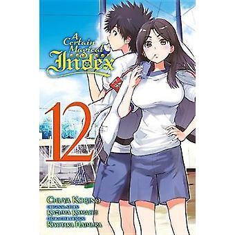 Ein gewisser magischer Index Vol 12 Manga Bestimmte magische Index Manga