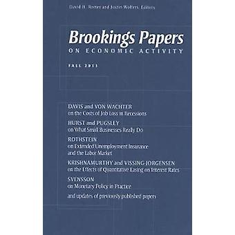 Brookings Papers on Economic Activity by Edited by George L Perry
