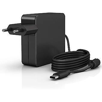 FengChun 90W USB C Netzteil, PD Wandladegerät Typ C mit Schnellladegerät 90W (kompatibel mit 87W