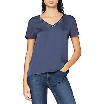 Bare ONLAVA S /S Kjede Mix Top Jrs T-skjorte, Blå (Mood Indigo), XS Kvinner