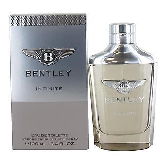 Bentley Infinite 100ml Eau de Toilette Spray for Men