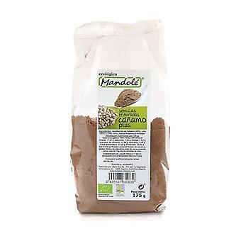 "Ground seeds ""health"" hemp, chia and flax 175 g of powder"