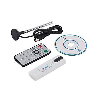 Digitális Dvb-t2/t Dvb-c Usb 2.0 tv tuner stick hdtv vevő antenna távirányítóval