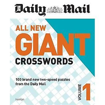 Daily Mail All New Giant Crosswords 1 The Daily Mail Puzzle Books