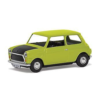 Mini 1000 (1976) from Mr Bean in Green (1:36 scale by Corgi CC82115)