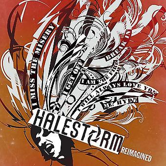Halestorm - Reimagined Vinyl