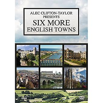 Six More English Towns DVD