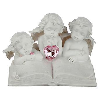 Pokój Niebios Dzieci Serca Cherub Figurka