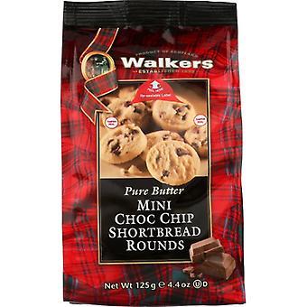 Walkers Shortbread Mini Chcchp, Case of 6 X 4.4 Oz