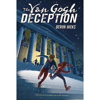 Van Gogh Deception by Deron Hicks