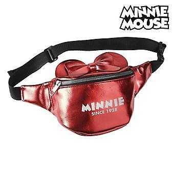Cinturón Bolsa Minnie Mouse 72846 Rosa Metálico
