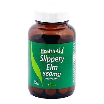 HealthAid Slippery Elm Tabletten 60 (804245)