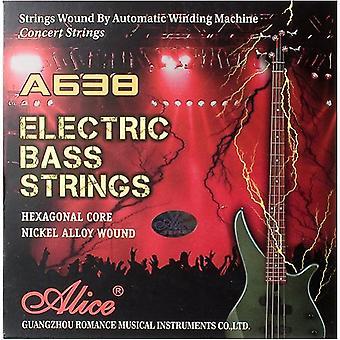 Alice Bass Guitar Strings - Light