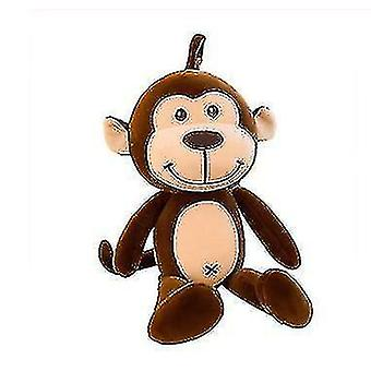 Cute Brown Monkey Plush Toy,  Lovely Soft Pillow Stuffed Animals(60cm)
