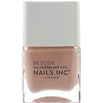 Nails inc Its Only Neutral Nail Polish Collection - Queen Square Gardens 14ml