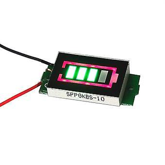 Емкость батареи Синий модуль индикатора дисплея