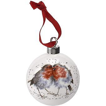 Wrendale mallit valinta joulupalloja