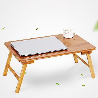 Homemiyn قابلة للطي طاولة محمولة متعددة الوظائف الكمبيوتر مكتب السرير للطي الجدول