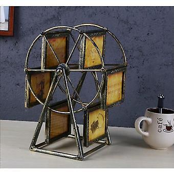 Diy foto frame reuzenrad retro roterende sky windmill sky wheel