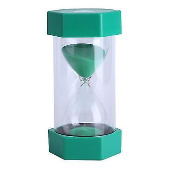Sanduhr Kreative Sanduhr Minuten Timer Uhr Home Office Dekor Geschenk 10 Minuten Grüne Henne