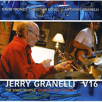 Jerry Granelli - Sonic Temple [SACD] USA import
