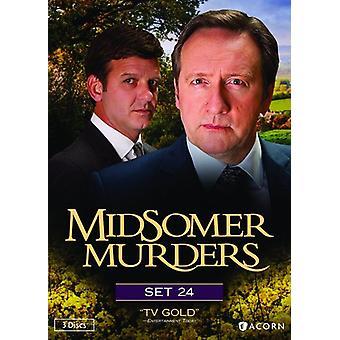 Midsomerin murhat asettaa 24 [DVD] USA tuonti