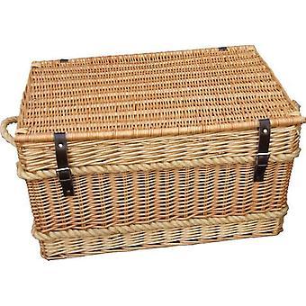 Seil behandelt Trunk 73cm leeren Picknickkorb