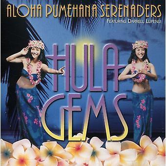 Aloha Pumehana Serenaders - Hula Gems [CD] USA import