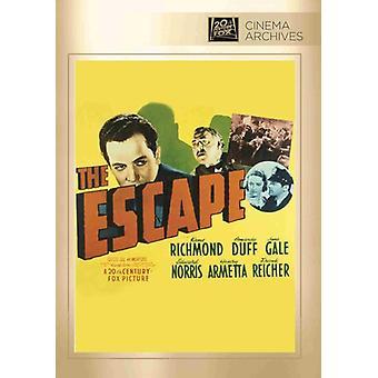 Escape [DVD] USA import